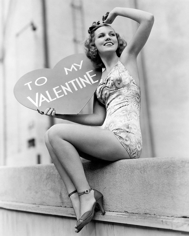 Frauen dürfen am Valentinstag auch aktiv werden