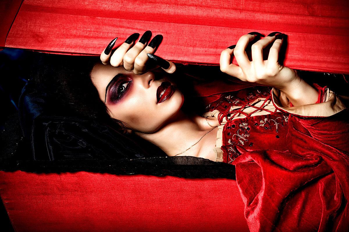 Vampire inspirieren Kunst und Kultur